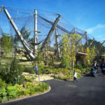 Basel Zoo Webnet Primate Enclosure Exterior