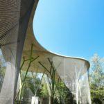 Bois de la Bâtie Webnet Aviary Enclosure